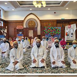 Mukhayyam al-Tahfeez – Ma'raz at Qism al-Tahfeez Dubai